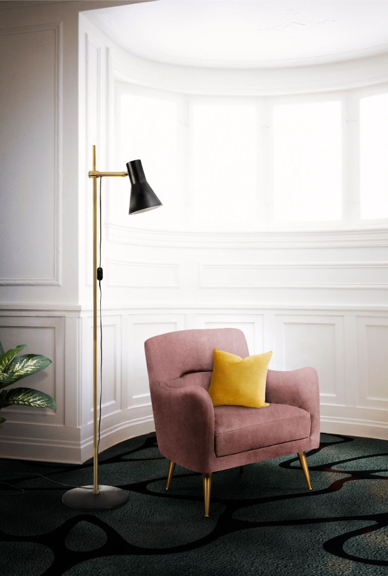 sophisticated armchairs Mid-Century Modern Decor: Sophisticated Armchairs mid century modern decor sophisticated armchairs 5
