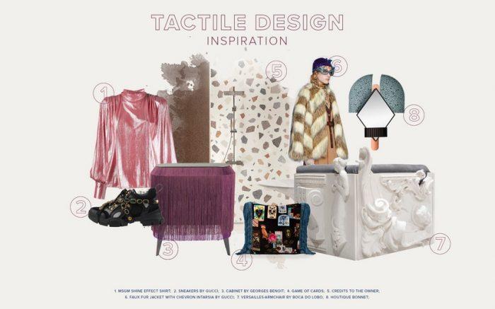 tactile design trend Tactile Design Trend: Textural Decor Ideas tactile design trend textural decor ideas 1