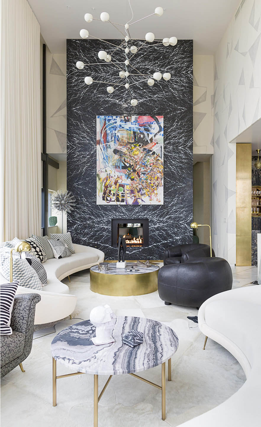 The best Residential Interior Design Projects By Kelly Wearstler kelly wearstler The best Residential Interior Design Projects By Kelly Wearstler the best residential interior design projects kelly wearstler 2