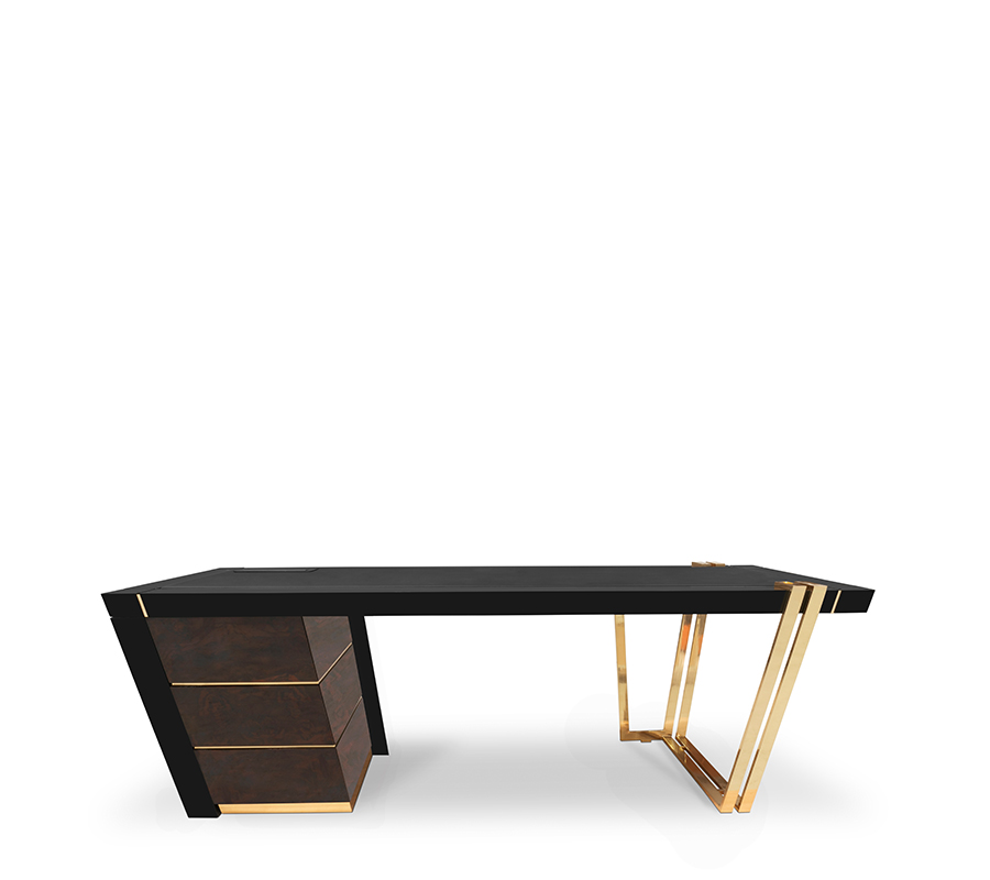 Working From Home: 15 Luxury Desks You Can Buy Online luxury desks Working From Home: 15 Luxury Desks You Can Buy Online APOTHEOSIS 1