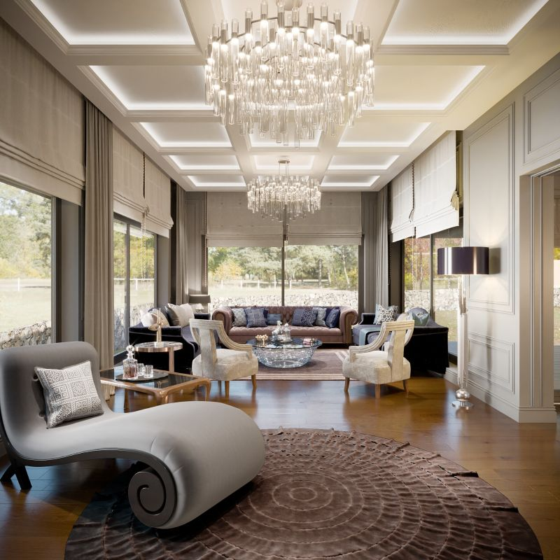 TOP Interior Designers From Istanbul istanbul TOP Interior Designers From Istanbul AYKUTHALL