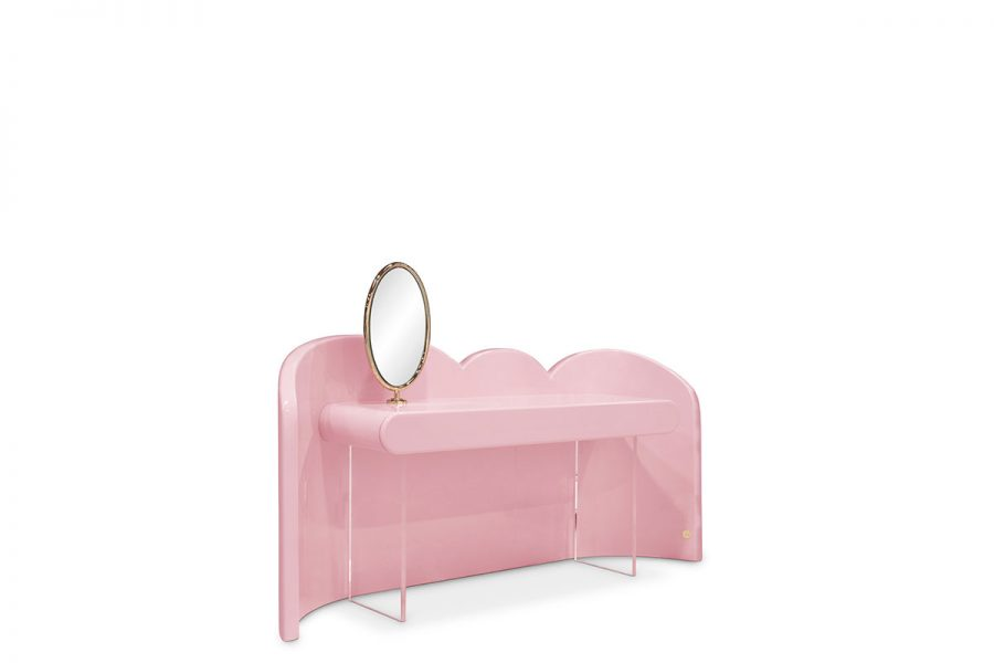 dressing tables Dressing Tables: Give A Luxurious Touch To Your Morning Routine CLOUD VANITY
