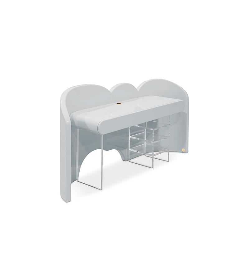 luxury desks Working From Home: 15 Luxury Desks You Can Buy Online CLOUD