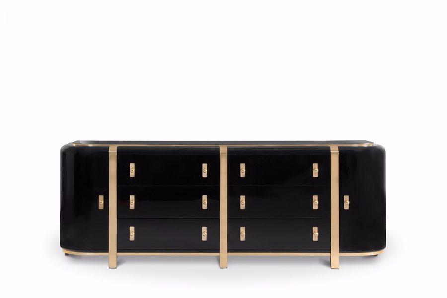 modern sideboards Modern Sideboards: Elevate Your Living Room KAHN
