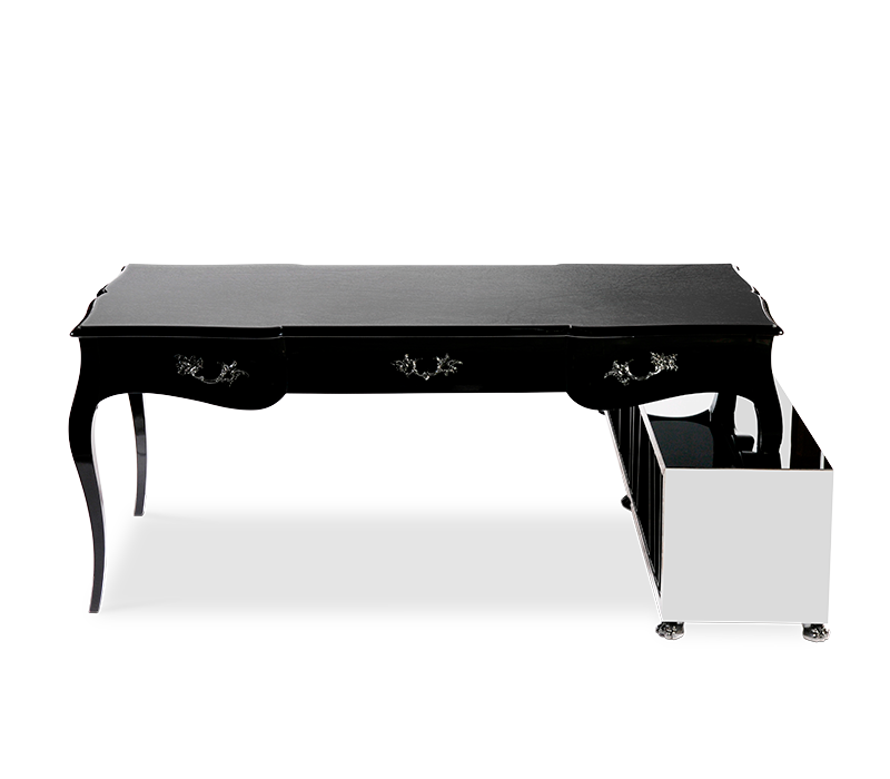 Working From Home: 15 Luxury Desks You Can Buy Online luxury desks Working From Home: 15 Luxury Desks You Can Buy Online boulevard