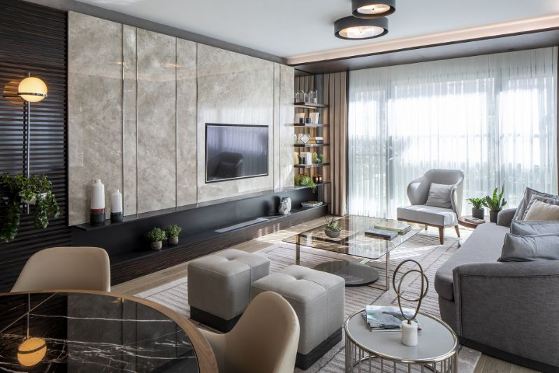 istanbul TOP Interior Designers From Istanbul monoblok
