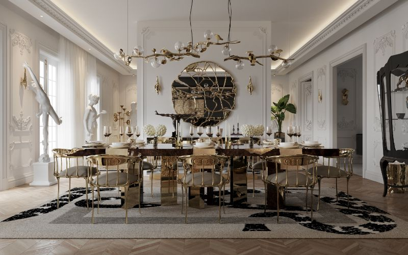luxury penthouse Take A Look At This Parisian Luxury Penthouse 0