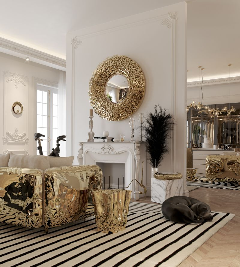 luxury penthouse Take A Look At This Parisian Luxury Penthouse 1 17