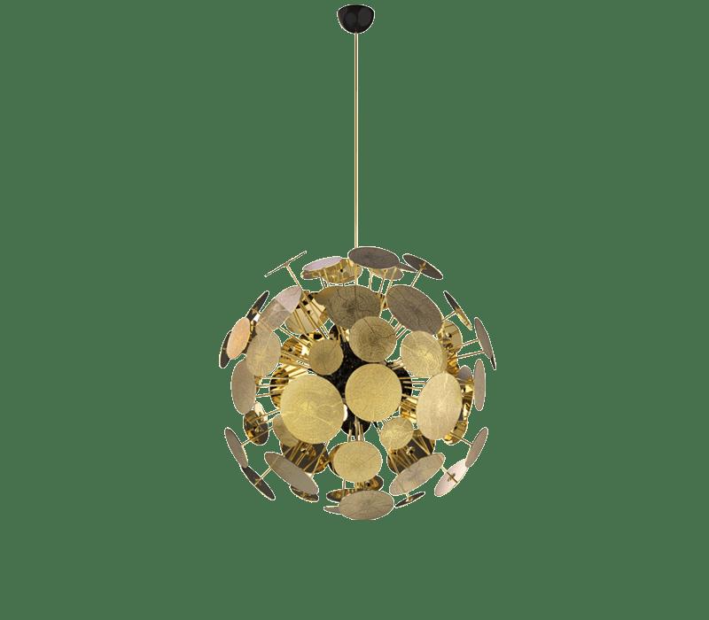 suspension lamps Suspension Lamps: 22 Ideas To Transform Your Design Into Art 1 3