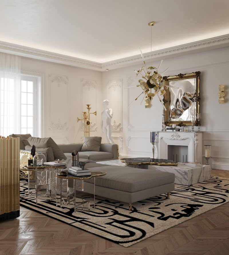 luxury penthouse Take A Look At This Parisian Luxury Penthouse 11 14
