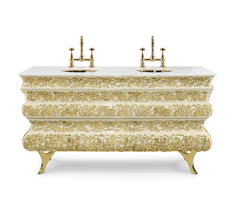modern washbasins Modern Washbasins That Will Elevate Your Bathroom Design 14 12