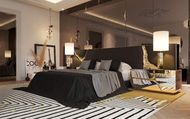 luxury penthouse Take A Look At This Parisian Luxury Penthouse 14 15