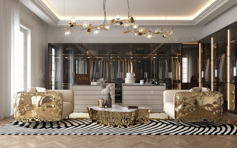 luxury penthouse Take A Look At This Parisian Luxury Penthouse 15 16