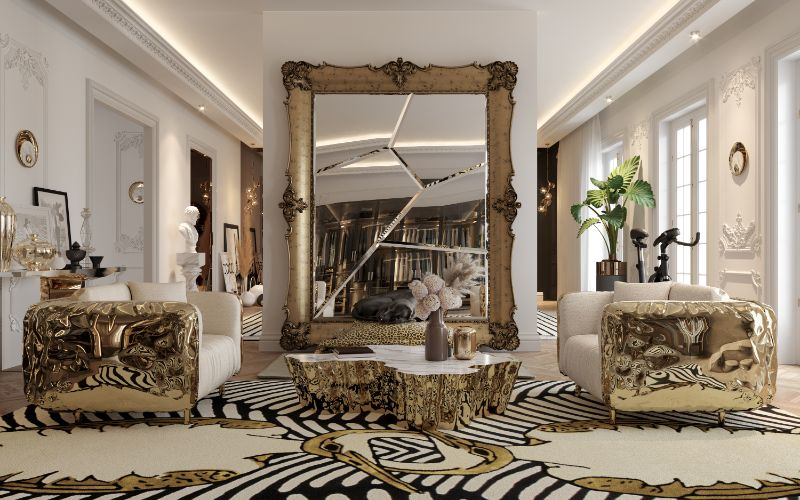 luxury penthouse Take A Look At This Parisian Luxury Penthouse 16 16