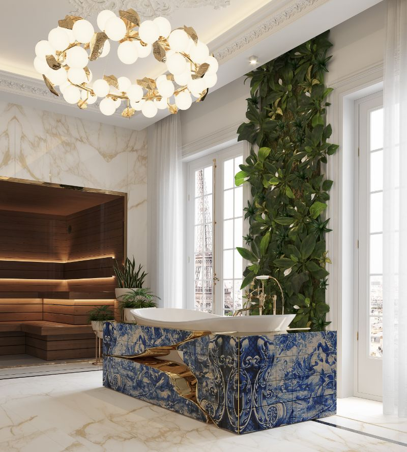 luxury penthouse Take A Look At This Parisian Luxury Penthouse 17 12