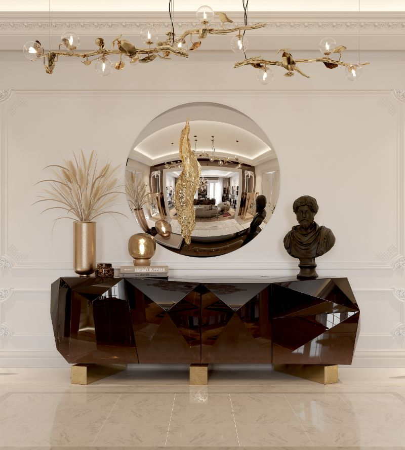 luxury penthouse Take A Look At This Parisian Luxury Penthouse 19 12