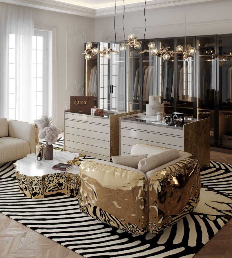 luxury penthouse Take A Look At This Parisian Luxury Penthouse 2 21