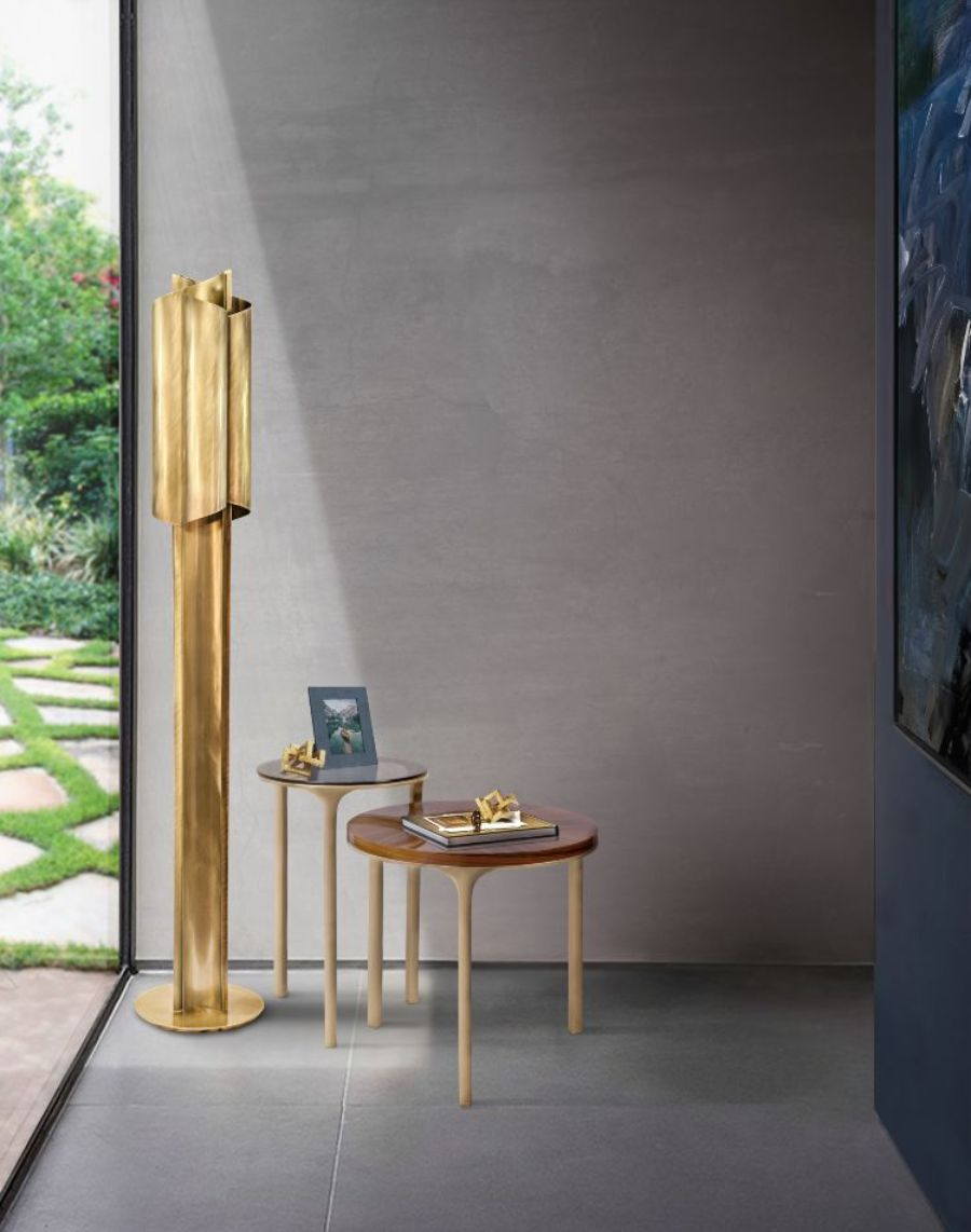 floor lamps 20 Floor Lamps That Will Transform Your Space – PART II 2020 Trends Cyrus Lighting Family 3