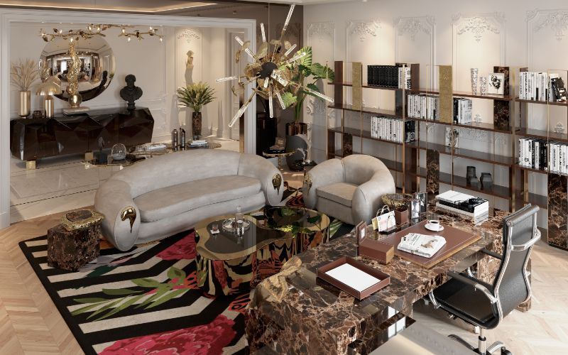 luxury penthouse Take A Look At This Parisian Luxury Penthouse 21 2