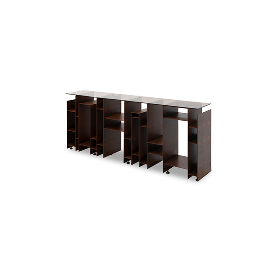 modern consoles Modern Consoles: Elevate Your Home Decor 22 2