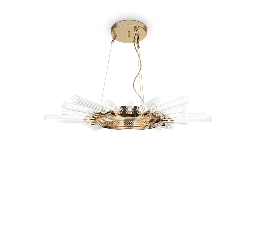 suspension lamps Suspension Lamps: 22 Ideas To Transform Your Design Into Art 22