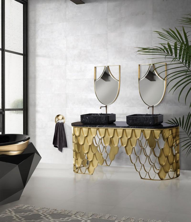 Modern Washbasins That Will Elevate Your Bathroom Design modern washbasins Modern Washbasins That Will Elevate Your Bathroom Design 3 15
