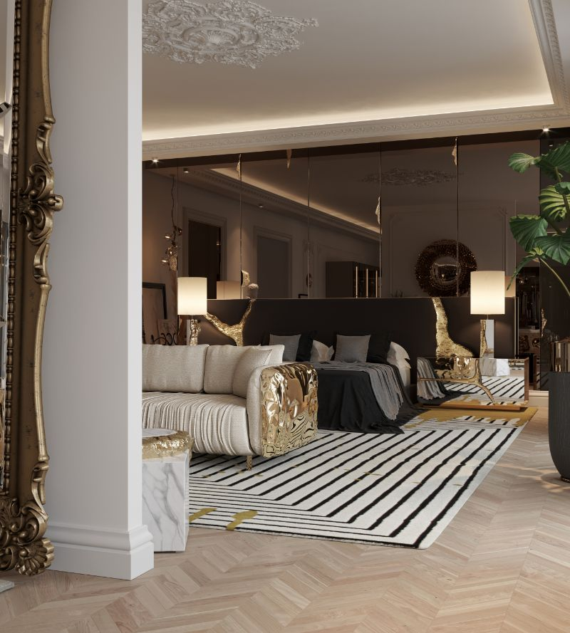 luxury penthouse Take A Look At This Parisian Luxury Penthouse 3 18