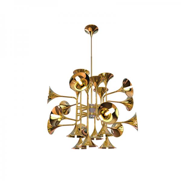25 Amazing Chandeliers To Make A Design Statement chandeliers 25 Amazing Chandeliers To Make A Design Statement 4 1