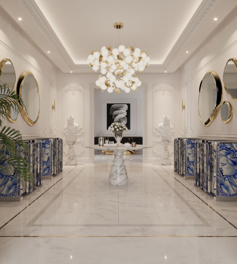 luxury penthouse Take A Look At This Parisian Luxury Penthouse 5 17