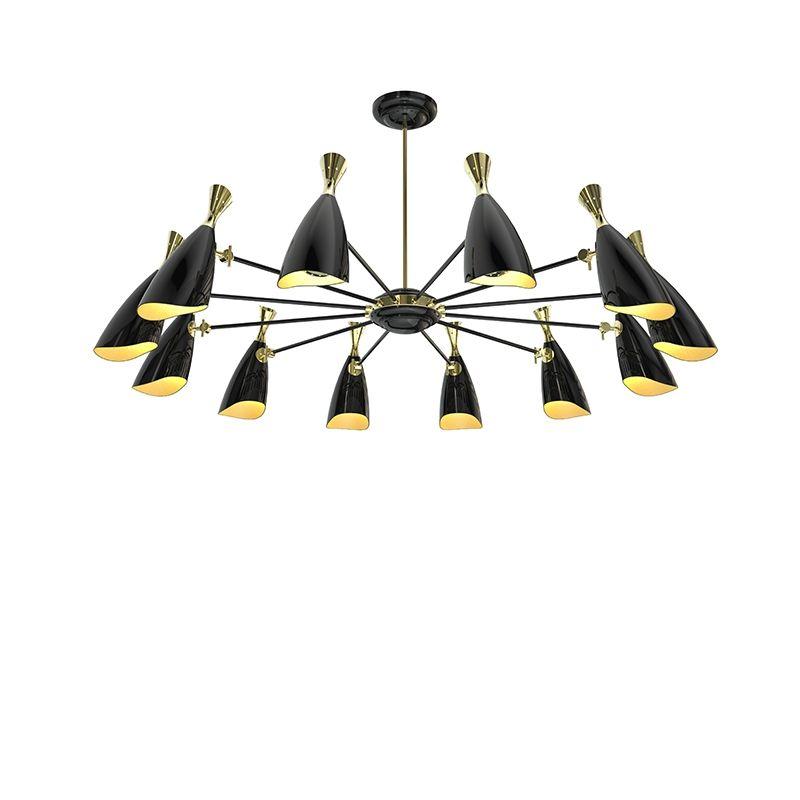 suspension lamps Suspension Lamps: 22 Ideas To Transform Your Design Into Art 5 7