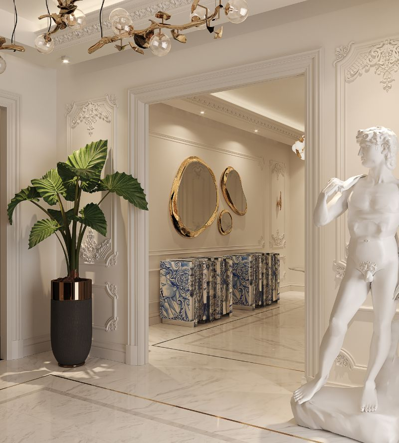 luxury penthouse Take A Look At This Parisian Luxury Penthouse 7 16