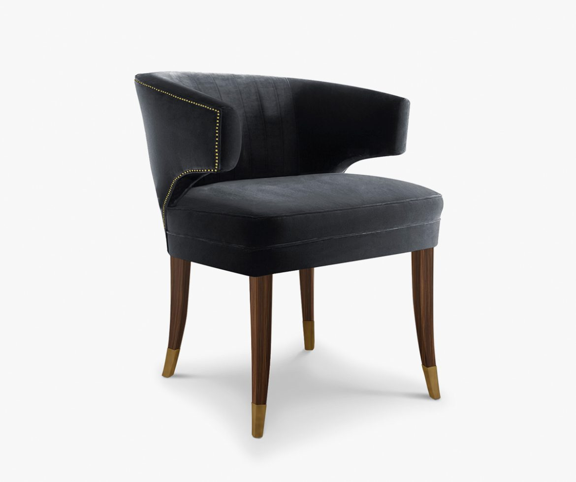 dining chairs 25 Dining Chairs That Fit In Any Design Project 8 5