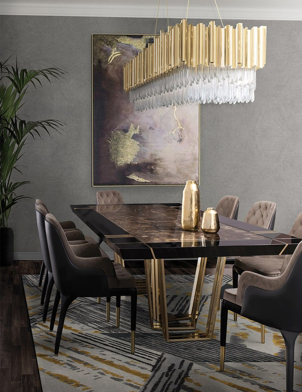 dining chairs 25 Dining Chairs That Fit In Any Design Project 944037086b4e7c13c229db58d4386a13