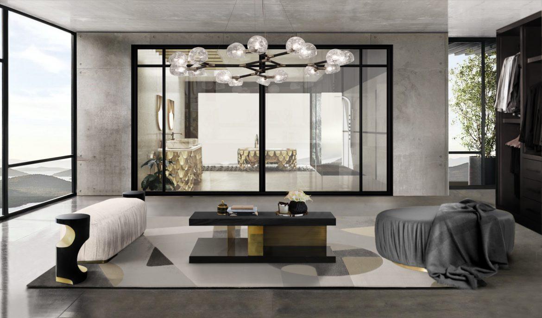 suspension lamps Suspension Lamps: 22 Ideas To Transform Your Design Into Art BB Ambiente Design Forces 1