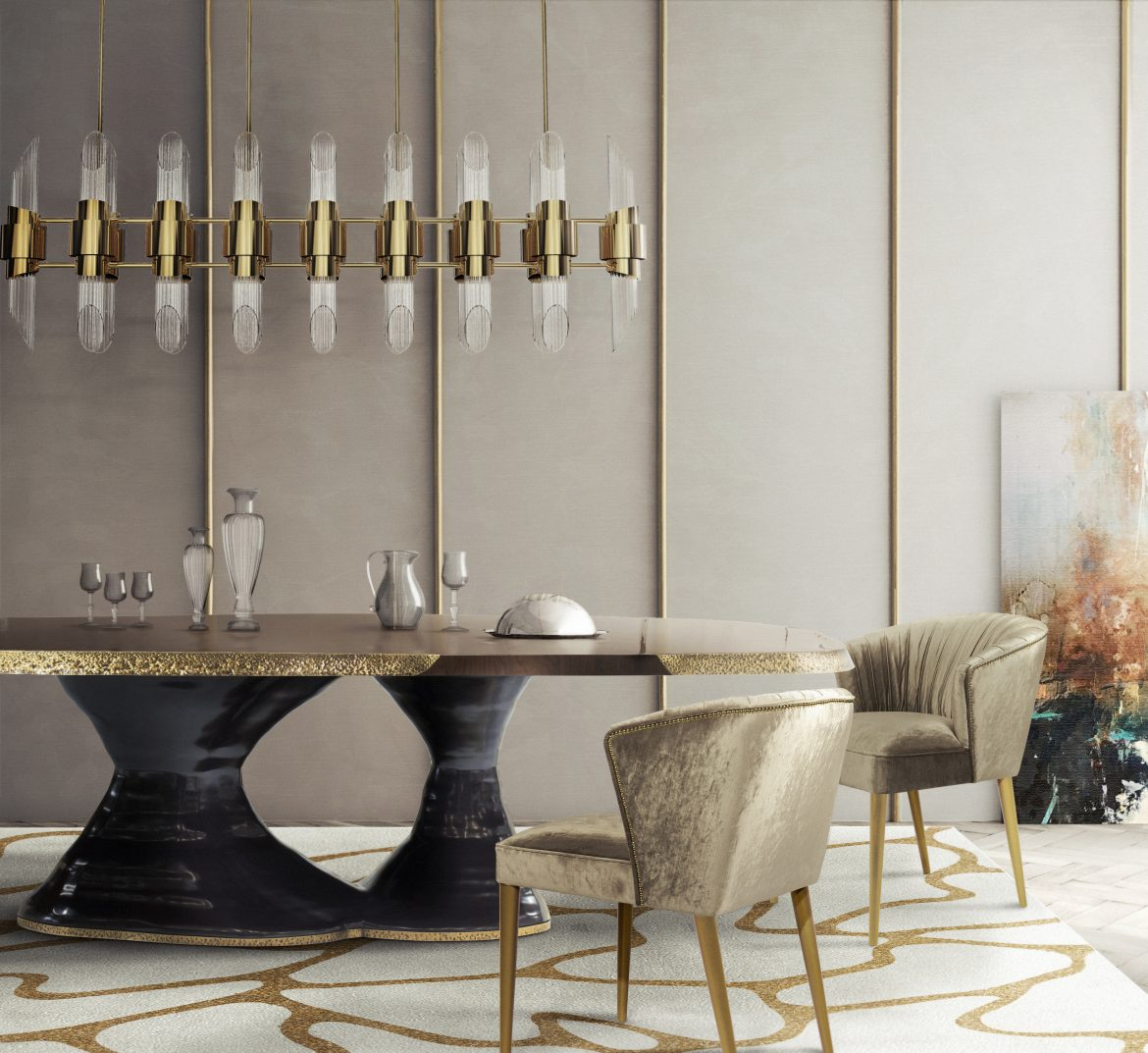 dining chairs 25 Dining Chairs That Fit In Any Design Project – PART II BB tycho plateau mesa jantar