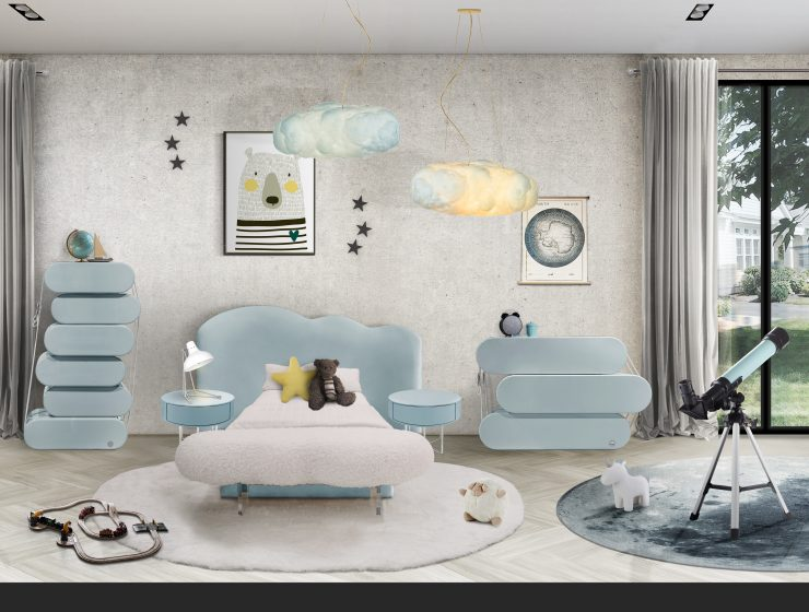 circu Circu Unveils A Magical Design Experience CC cloud azul bed 740x560