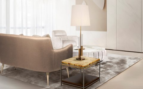 side tables 25 Modern Side Tables You Can Buy Online CL Aroma sidetable Dandridge sofa Winnow table lamp 480x300