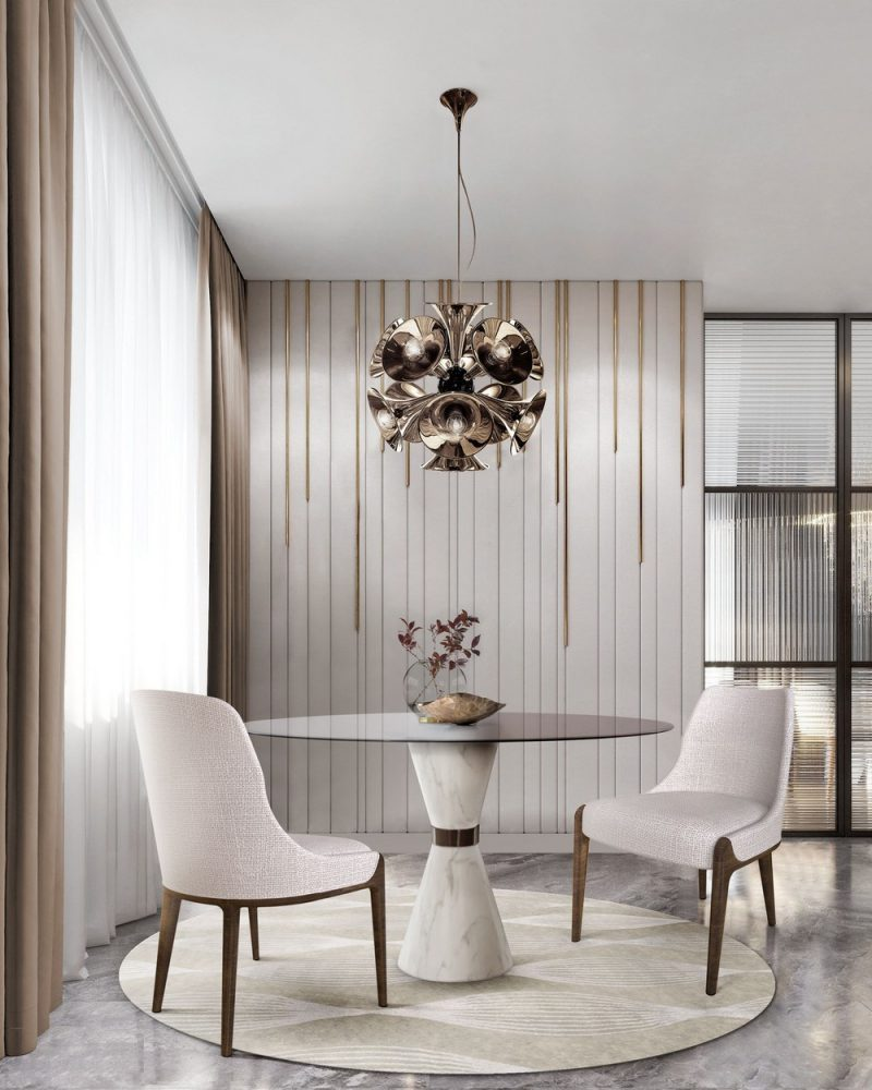 dining chairs 25 Dining Chairs That Fit In Any Design Project Featured 6