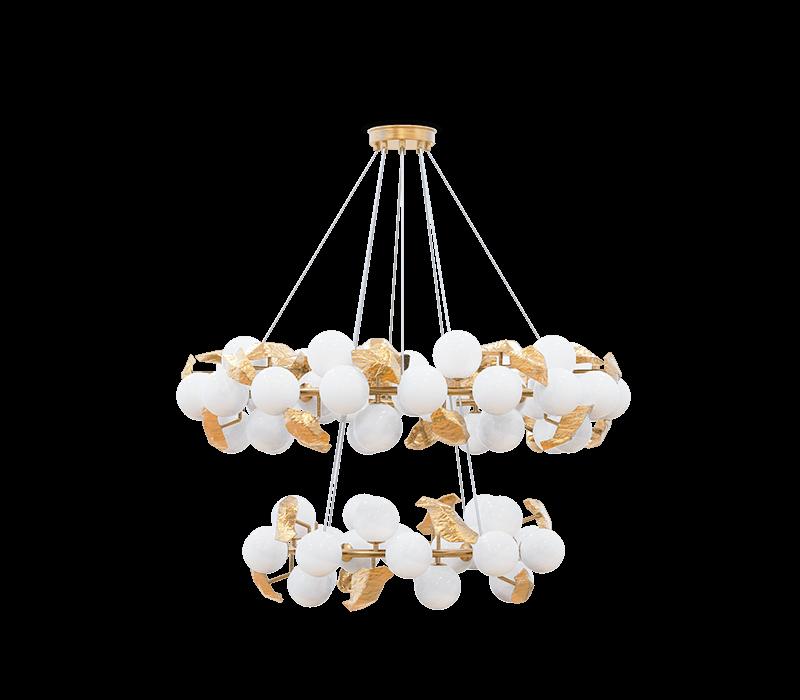 suspension lamps Suspension Lamps: 22 Ideas To Transform Your Design Into Art HERA ROUND