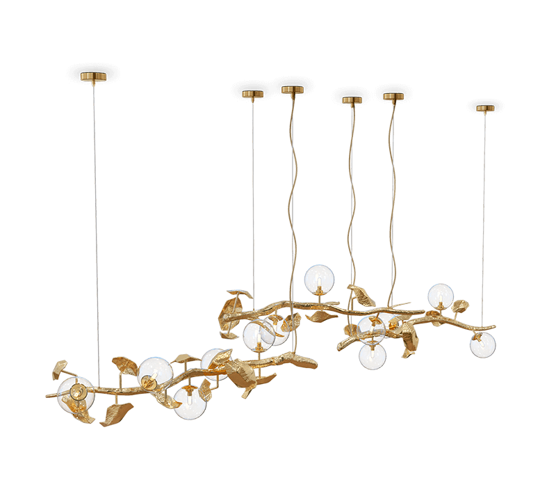 suspension lamps Suspension Lamps: 22 Ideas To Transform Your Design Into Art HERA