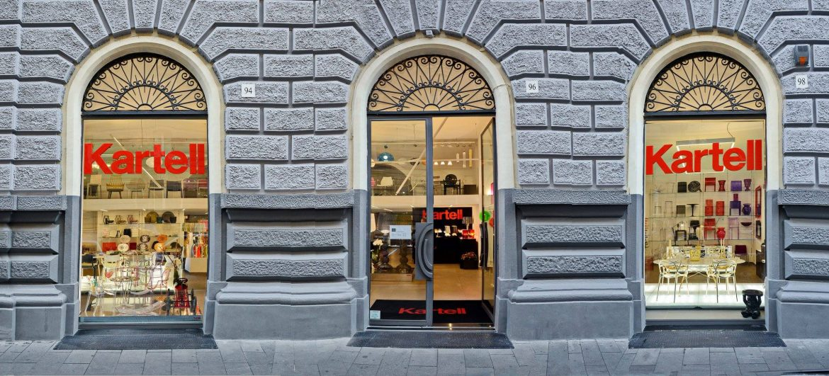 rome Discover Here The Best Furniture Stores In Rome KARTELL