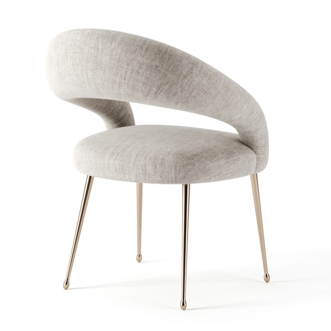 dining chairs 25 Dining Chairs That Fit In Any Design Project – PART II KELLY 1