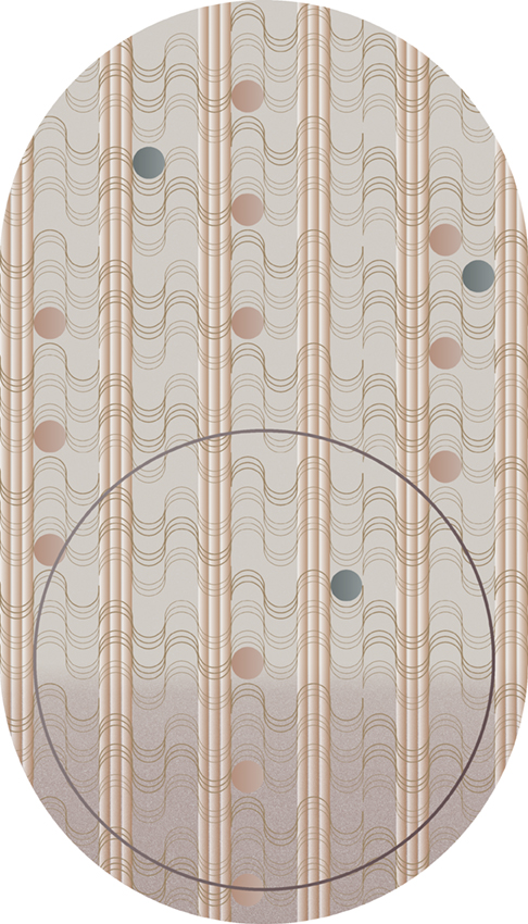 modern rugs 25 Modern Rugs You Need In Your Home Decor Moooi Swell Oval Sunstone 72dpi