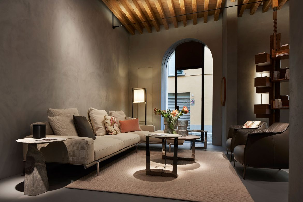 Florence: The Best Furniture Stores florence Florence: The Best Furniture Stores POLTRONA FRAU luxury showroom Where To Shop – The Best Luxury Showrooms In Florence POLTRONA FRAU