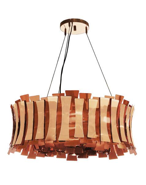 suspension lamps Suspension Lamps: 22 Ideas To Transform Your Design Into Art ettar2afbd0c361b15665f6f50d91f839f73c91
