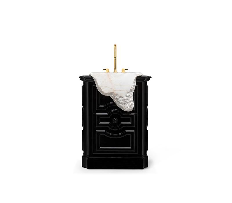 freestanding 15 Modern Freestanding Ideas For Your Bathroom petra