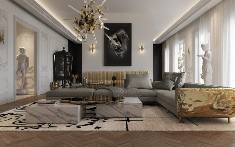 Take A Look At This Parisian Luxury Penthouse luxury penthouse Take A Look At This Parisian Luxury Penthouse take look this parisian luxury penthouse 1