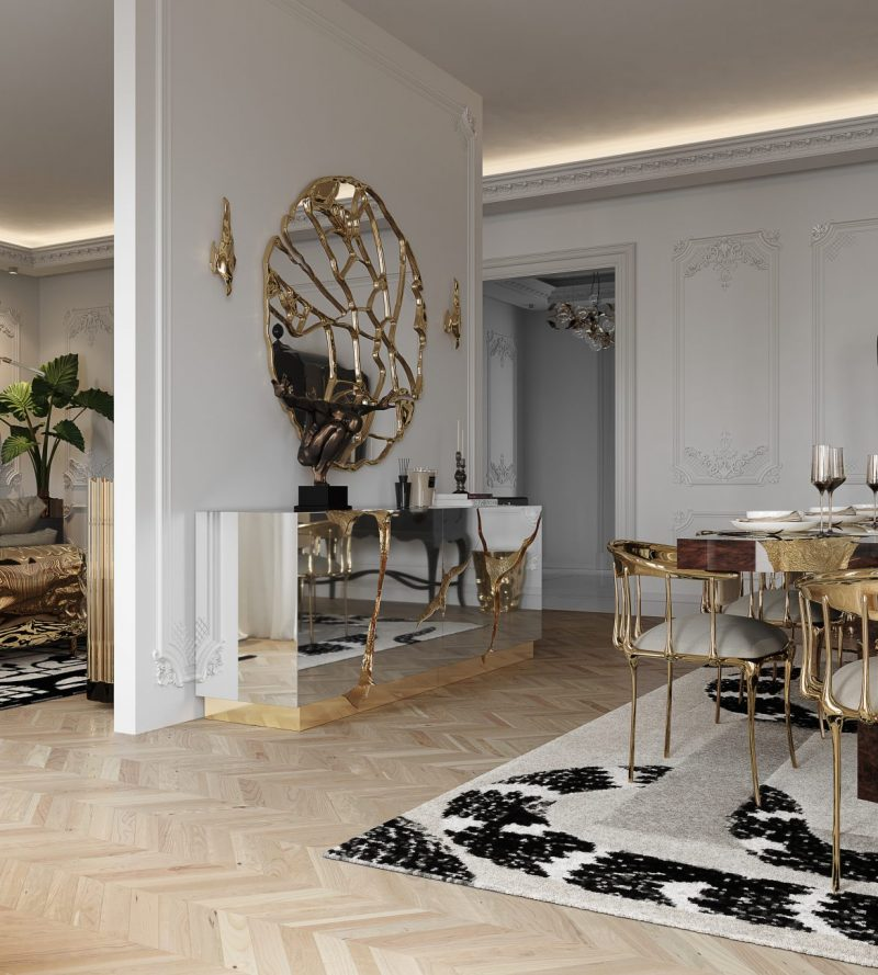 luxury penthouse Take A Look At This Parisian Luxury Penthouse take look this parisian luxury penthouse 13
