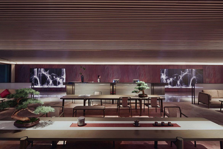 shanghai TOP Interior Designers From Shanghai – PART II vermilion zhou design group joya hotel hangzhou hotels archello