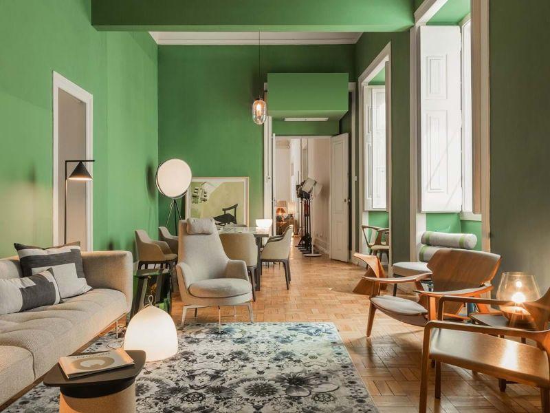 lisbon Lisbon: TheBest Design Luxury Showrooms 11 10